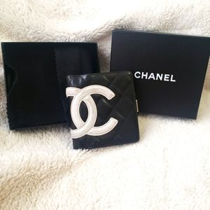 ❣Chanel Cambon Compact Wallet❣